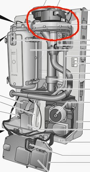 Buderus logamax GB022 kondensacyjny kocioł grzewczy