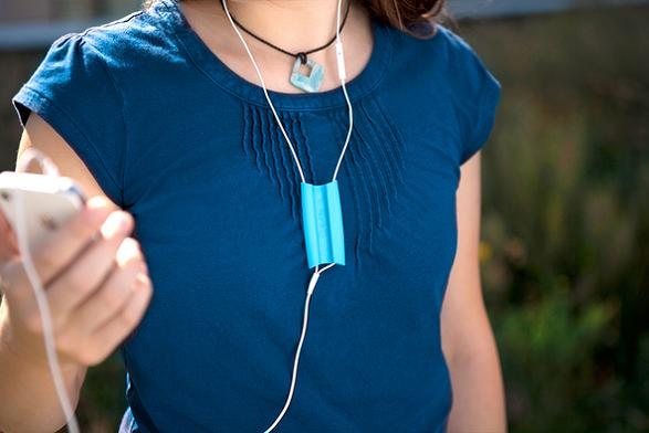 15 Creative and Cool Headphones and Earphones Cord Organizers.