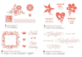 Sale-a-bration 2012 Free Stamp Sets