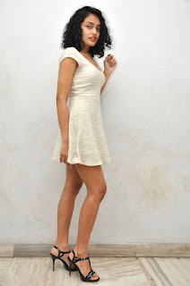 Sheetal Singh Looks Spicy IN really short white Dress Spicy Pics
