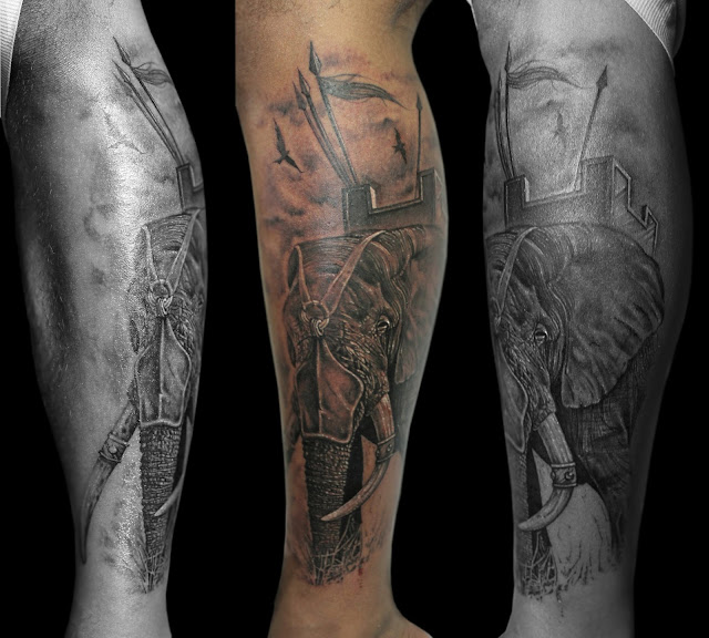 Iron Buzz Tattoos Andheri Mumbai: Best Tattoo Awards
