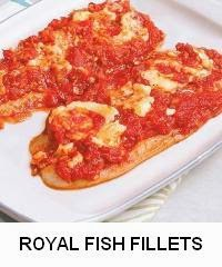 ROYAL FISH FILLETS