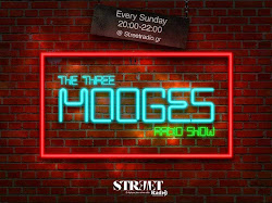 The Three Mooges Radio Show