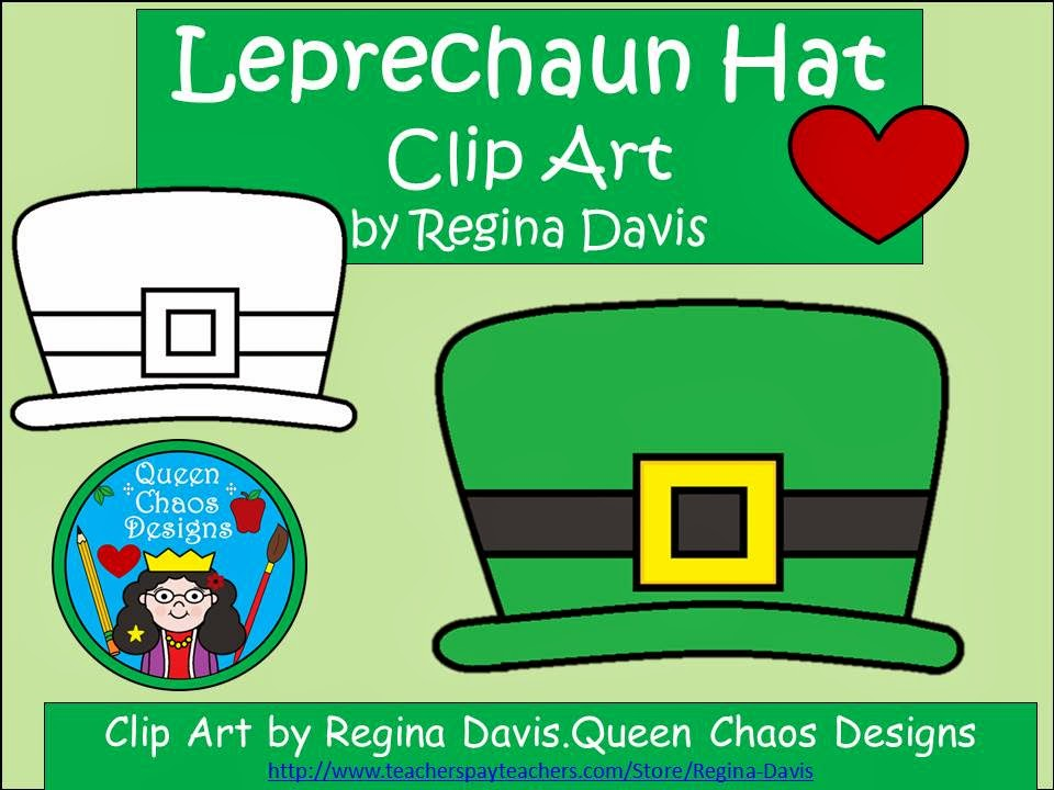 http://www.teacherspayteachers.com/Product/A-Leprechaun-Hat-For-St-Patricks-Day-Clip-Art-1162537