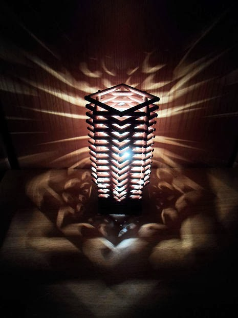 http://www.instructables.com/id/Skyscraper-Lamp/?ALLSTEPS