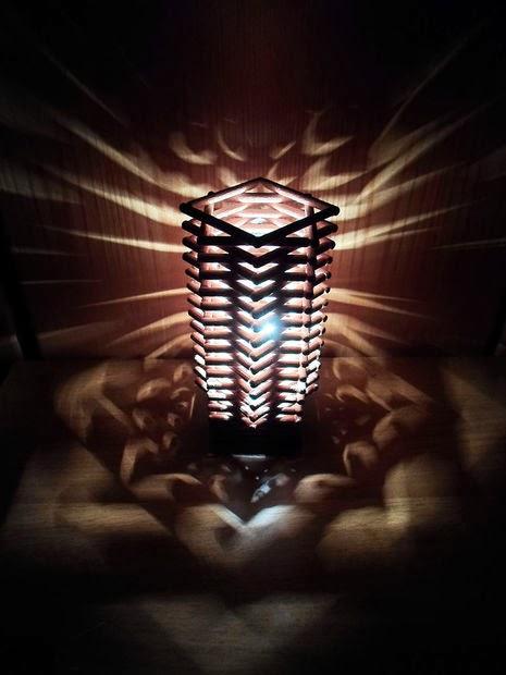 http://www.instructables.com/id/Skyscraper-Lamp/?ALLSTEPS