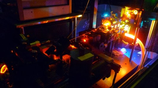Scientists 'Freeze' Light For An Entire Minute