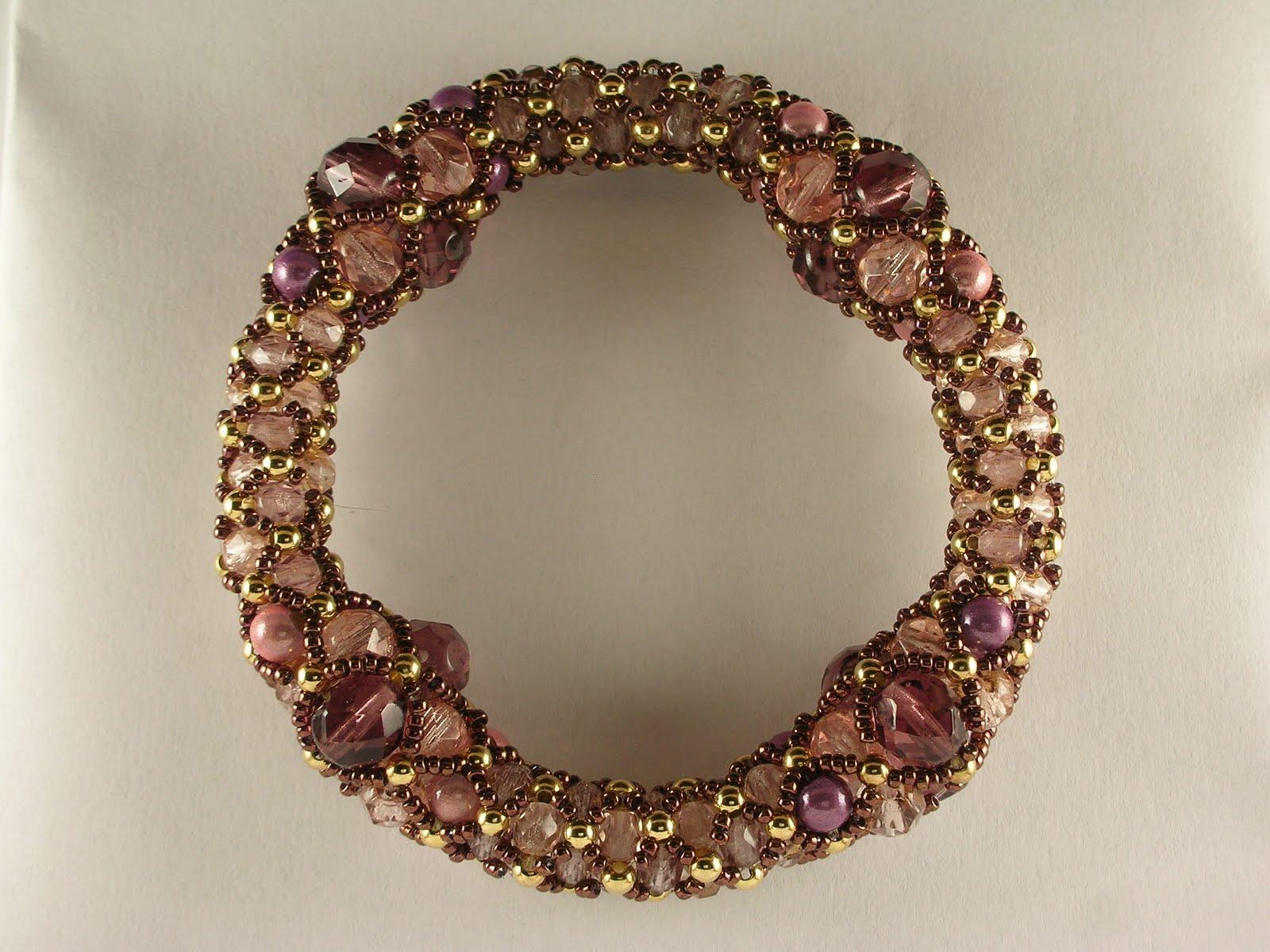 6rb intrecci di perle e nodi collane intrecciate - Collane di design ...