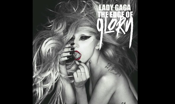 Lady Gaga The edge of glory