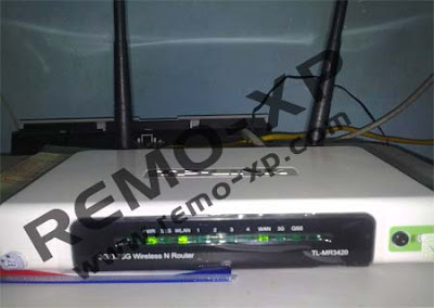 TP-LINK 3G Wireless N Router TL-MR3420