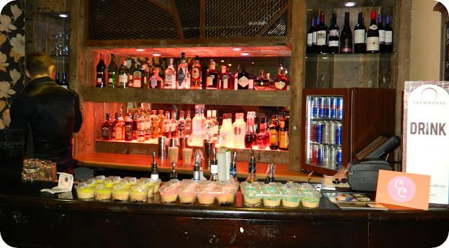 brewhouse cardiff spirit bar