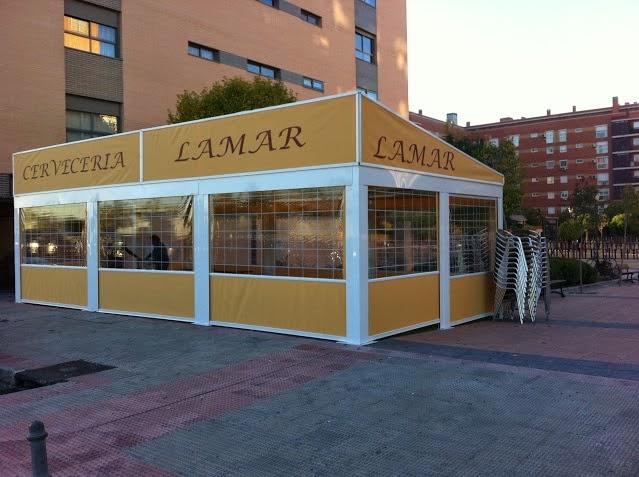 Precios de cerramientos de terrazas y ticos en madrid - Tejados para terrazas ...