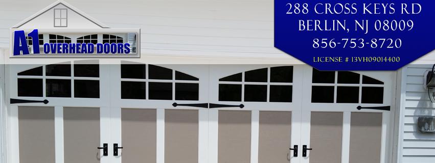 A1 Overhead Door   Berlin New Jersey   Residential And Commercial Garage  Door Service