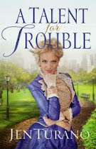 Giveaway: A Talent for Trouble