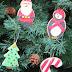 Galletas de Navidad para el árbol