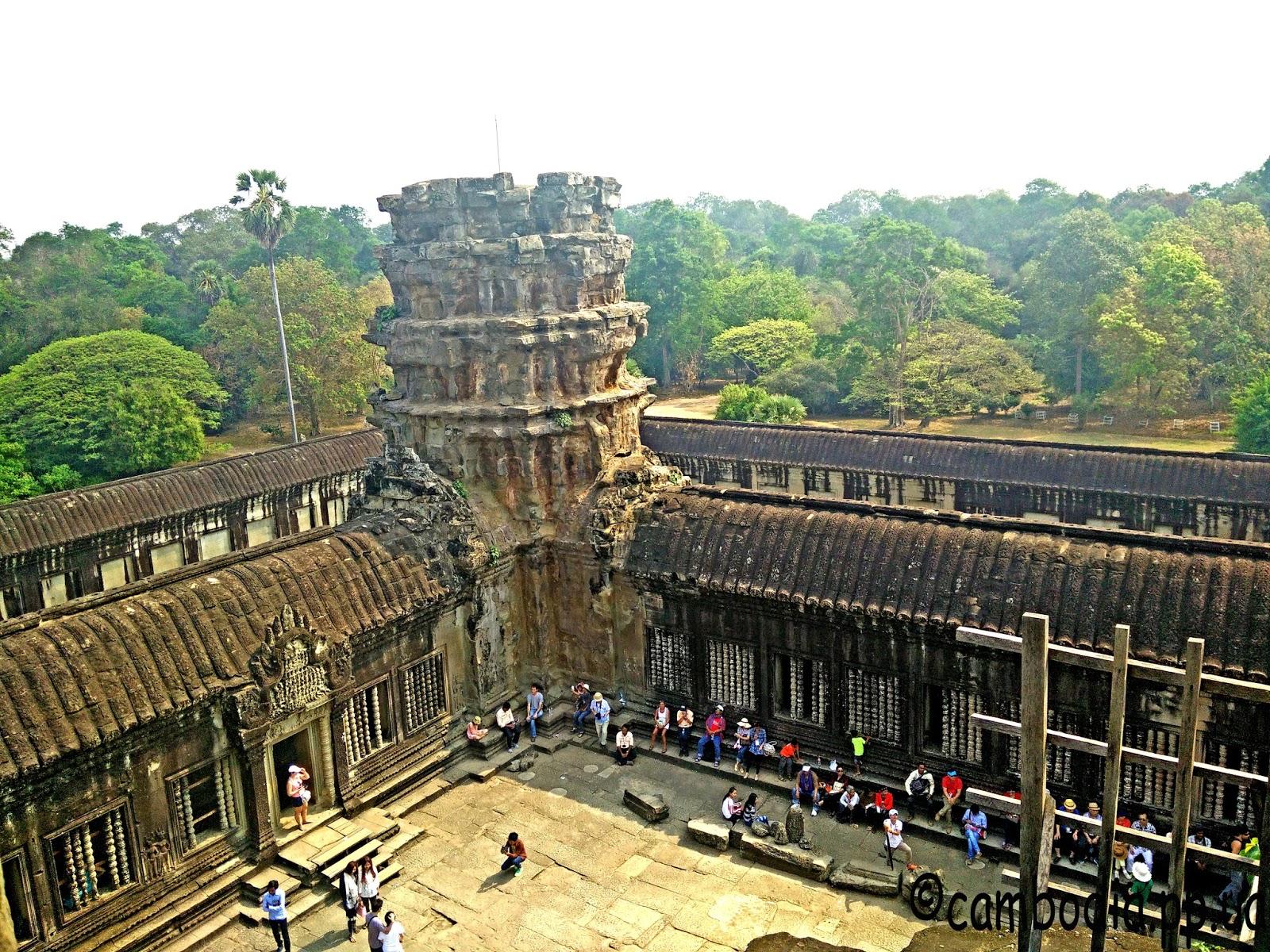 Где Ангкор Ват