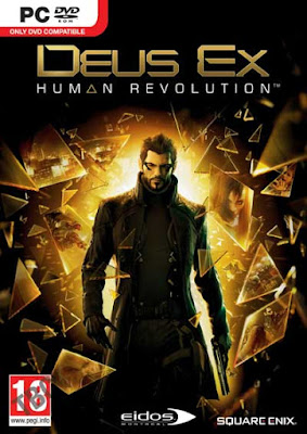 DEUS EX HUMAN REVOLUTION PC%255B1%255D Download Deus Ex Human Revolution   Pc Completo + Crack