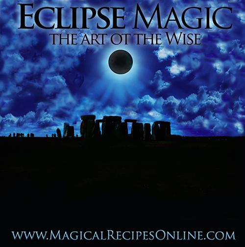 Magic of Eclipse Spells druid