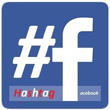 Hashtag, Facebook