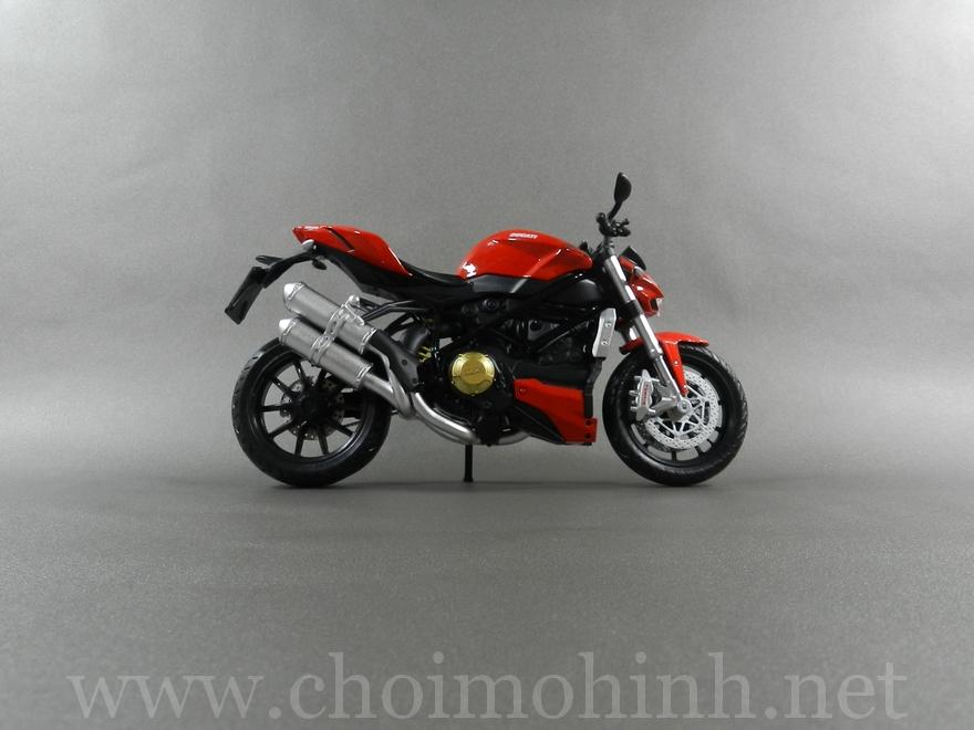 Ducati Streetfighter 2010 1:12 Joycity