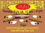 M-I Chicken Coop Tour
