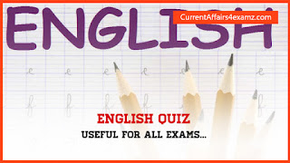 Online English Quiz