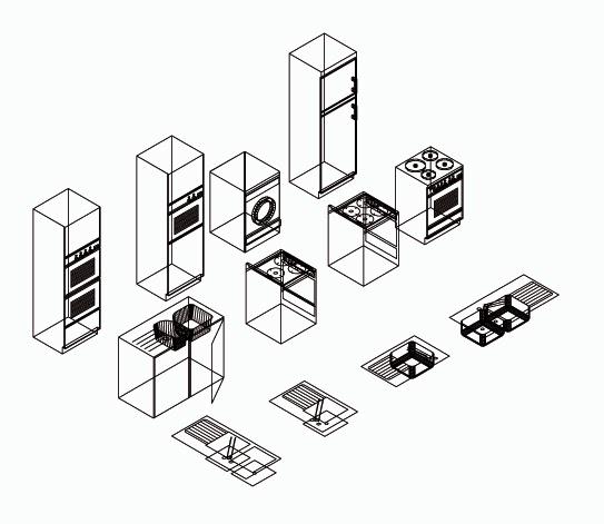 architecturewrassi3ali fichier autocad format dwg
