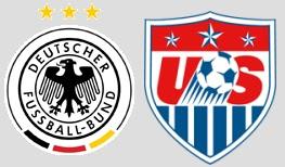 مشاهدة مباراة ألمانيا وأمريكا بث مباشر اليوم 2-6-2013