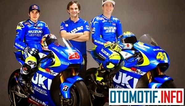 Motor GSX-RR Team Suzuki Ecstar MotoGp 2015, otomotif info