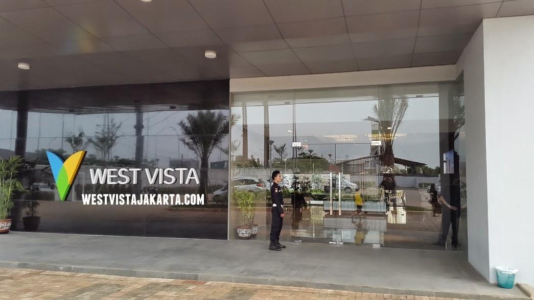 Kantor Marketing Gallery West Vista Jakarta Barat