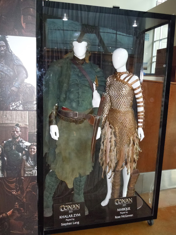 Conan the Barbarian movie costumes