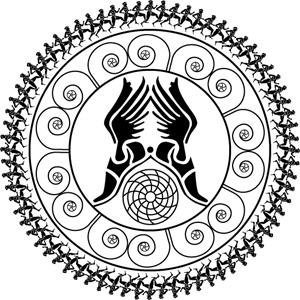 Cutting Edge Designs Printing Logo