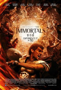 Immortals 2011 Hindi Dubbed Movie Watch Online