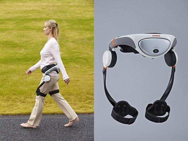 Honda Yürüme destek cihazı ABD'de test ediliyor