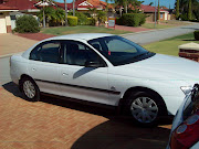 My car, the family car;. Holden Commodore Executive (Vauxhall)