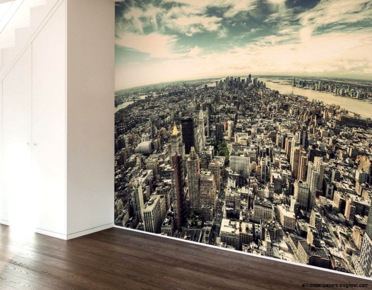 5th Ave NYC Removable Wall Mural » Review