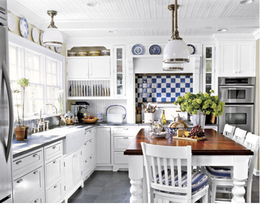 Lame ve dore country stili dekorasyonu hakk nda her ey for Cute yellow kitchen ideas