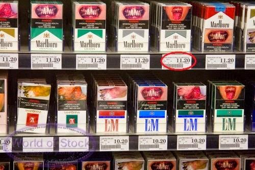 Kemasan Baru dan Peringatan pada Bungkus Rokok
