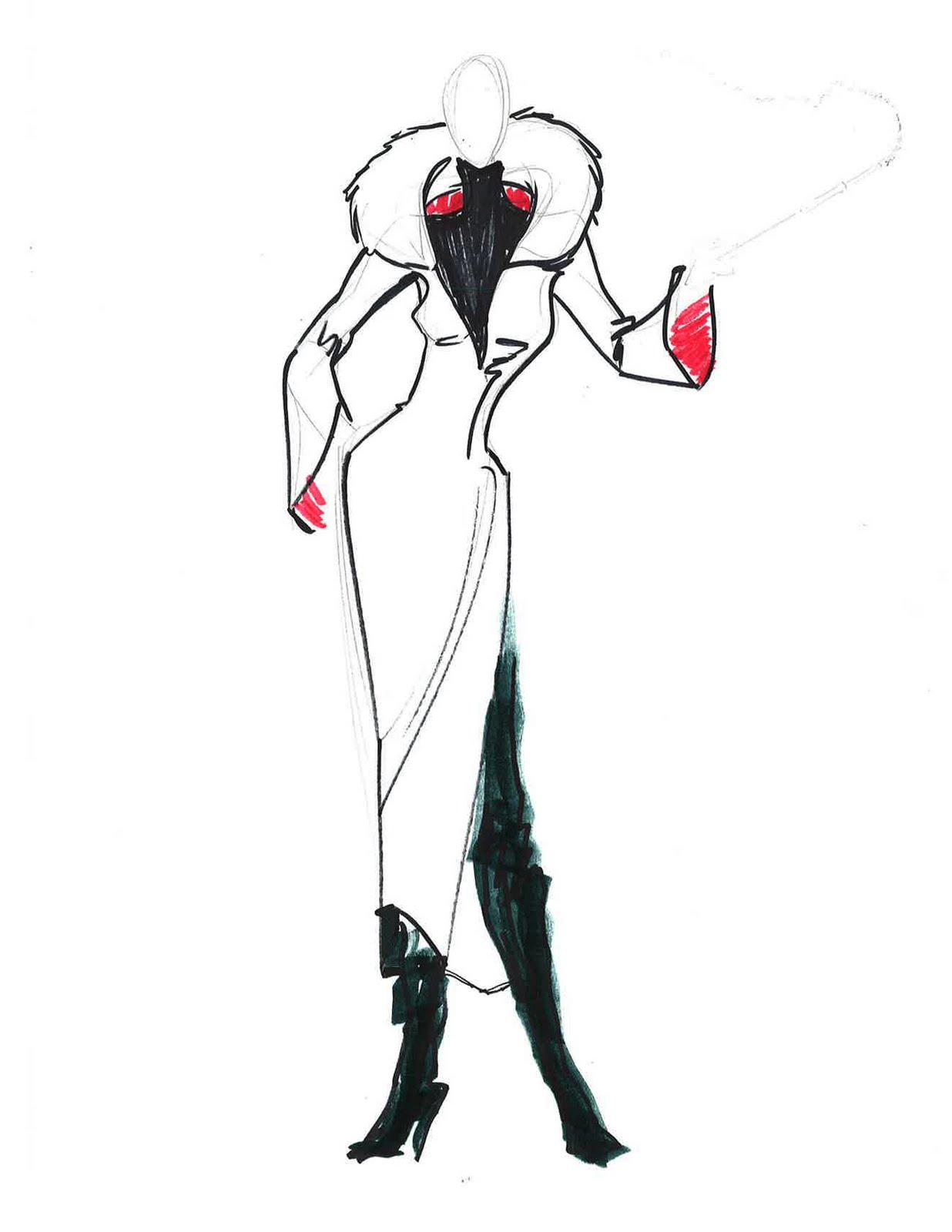 Cruella de vil fashion 48