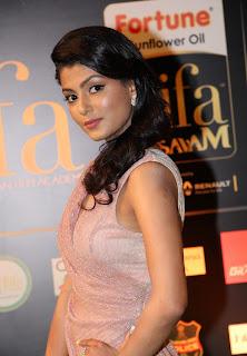 Anisha Ambrose Still in Stylish Dress at IIFA Utsavam Awards 2016 Day 2 (20)