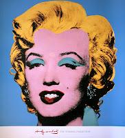 Marilyn Monroe, immortalisée par Warhol