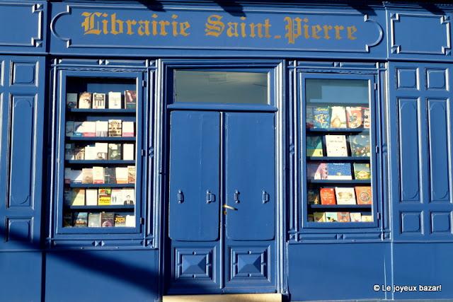 Senlis - librairie Saint Pierre