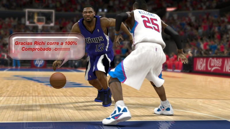NBA 2K12 PC Full Español 2012 Reloaded Descargar DVD9