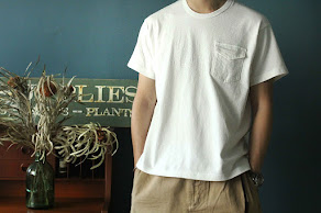 The Rite Stuff - Loopwheel Pocket T-Shirt