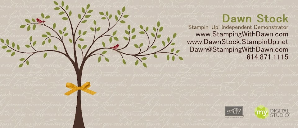 Stamping With Dawn