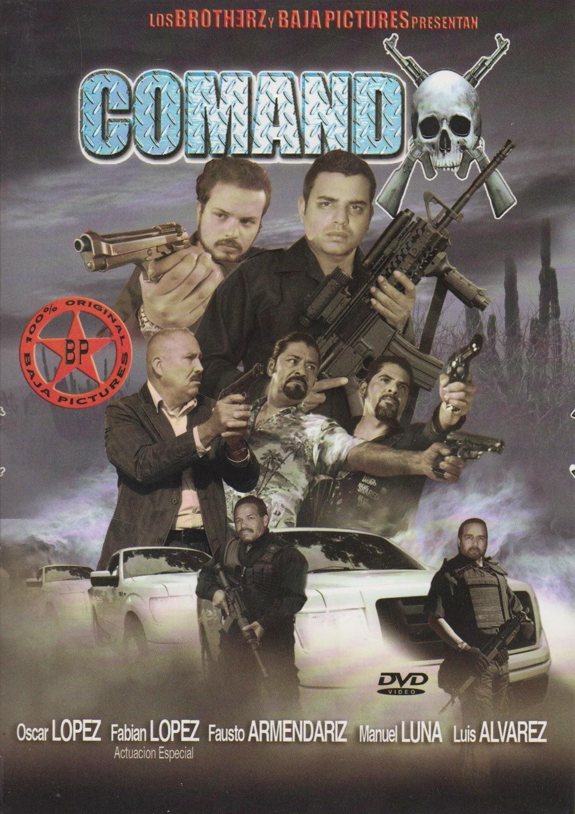 Ver Comando X (2012) Online