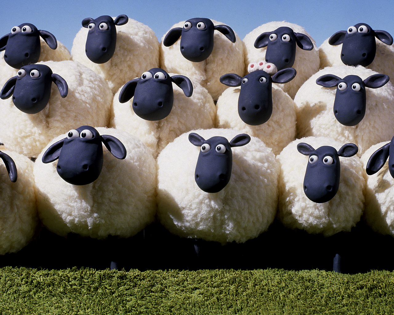Shaun The Sheep 2013