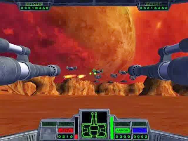 Download Game Game Star Gunner