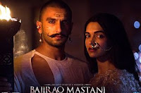 Bajirao Mastani  Wednesday ( Day 6)  Box Office Collections: