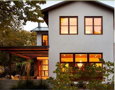 Fachadas de casas planos de casas lujosas modernas for Casas modernas lujosas